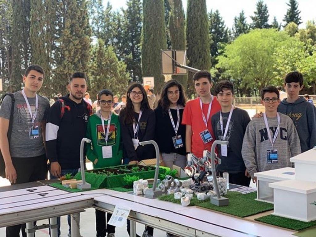 Veure El nostre TIC Team ha assistit a la IV Mostra de robòtica de la Fundació Tr@ms