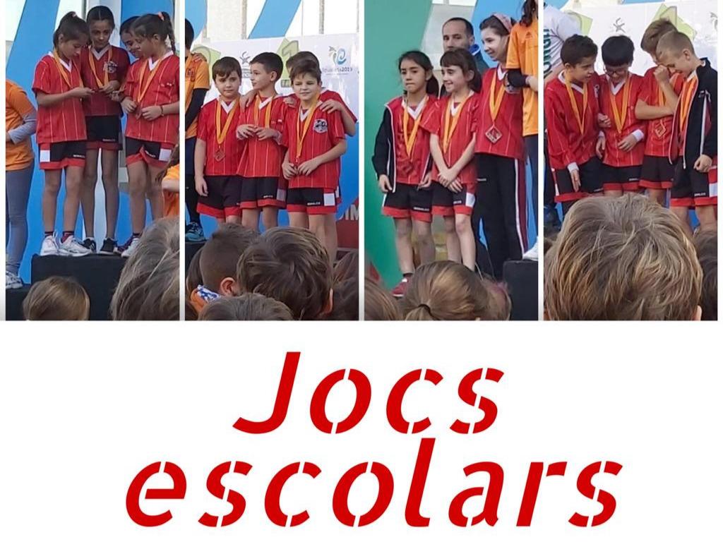 Veure Jocs Escolars