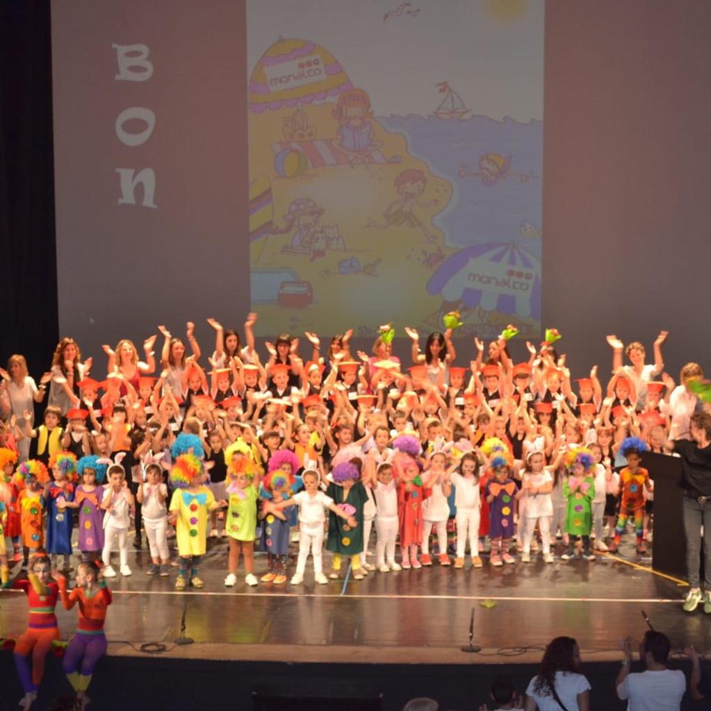 Veure Festival fi de curs infantil