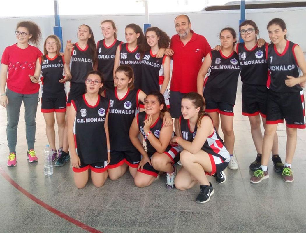 Veure El Monalco 3r als Campionats de Catalunya